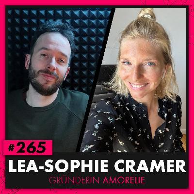 OMR #265 mit Amorelie-Gründerin Lea-Sophie Cramer