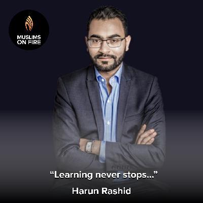Harun Rashid of Islamic Design House on Difficult Conversations