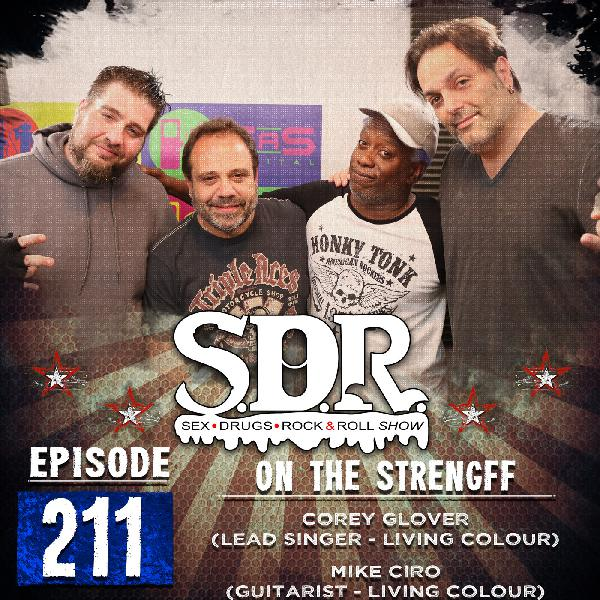 Corey Glover & Mike Ciro (Living Colour & Vice) - On The Strengff