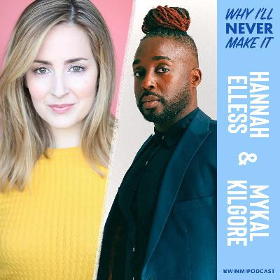 Hannah Elless & Mykal Kilgore - Broadway Performers Who Crave New Works and Musicals