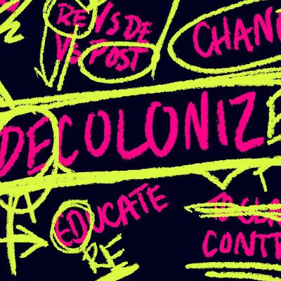 James Lindsay Discovers Decolonizing Graphic Design