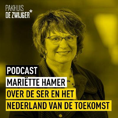 Mariëtte Hamer over de SER en het Nederland van de toekomst