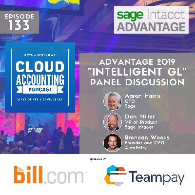 Eliminating the financial close with AI 🎙 Live at Sage Intacct Advantage