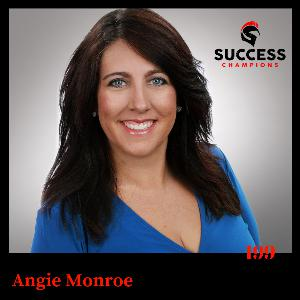 Angie Monroe Women Change-Agents Making a Positive Impact in the World.