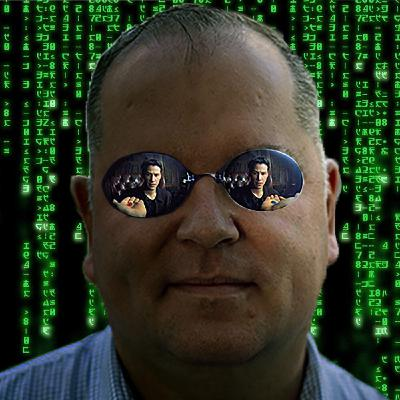 Episode 1: It's Like Being In the Matrix