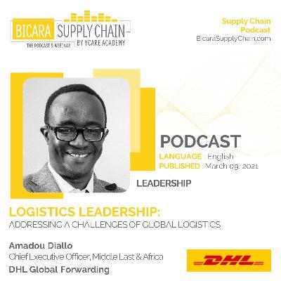 127. Logistics leadership : Addressing a challenges of global logistics
