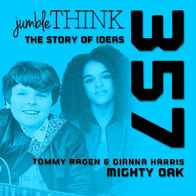Tommy Ragen and Gianna Harris of Mighty Oak