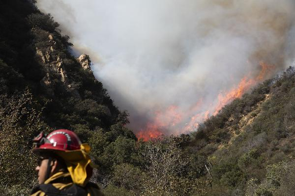 Week Ahead: California Wildfires, Election Recounts, Trump And The Attorney General
