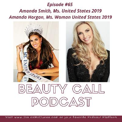 Ms. United States and Ms. Woman United States share their love of pageantry and their winning secrets!