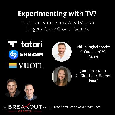 Experimenting with TV? Tatari and Vuori Show Why TV is No Longer a Crazy Growth Gamble
