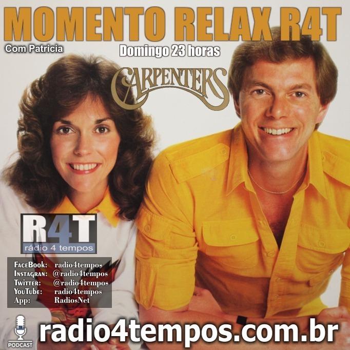 Rádio 4 Tempos - Momento Relax 159:Patricia Mosna