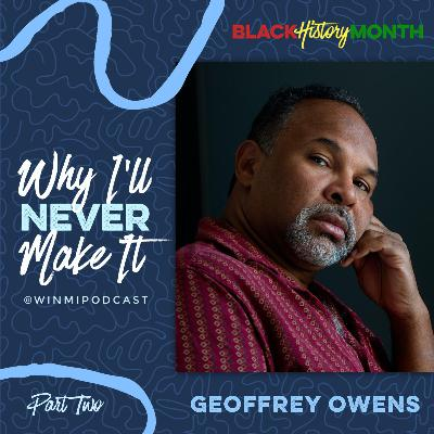 Geoffrey Owens (Part 2) - The Trader Joe's Photo and Shift Happens
