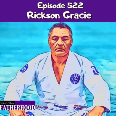 #522 Rickson Gracie