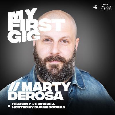 14. Marty DeRosa