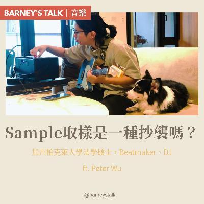 音樂|Sample取樣是一種抄襲嗎?|PETERWU