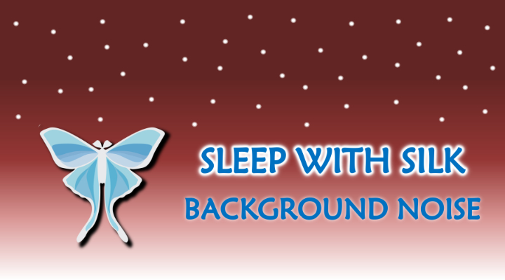 Sleep with Silk Premium: Background Noise (8-Hour)