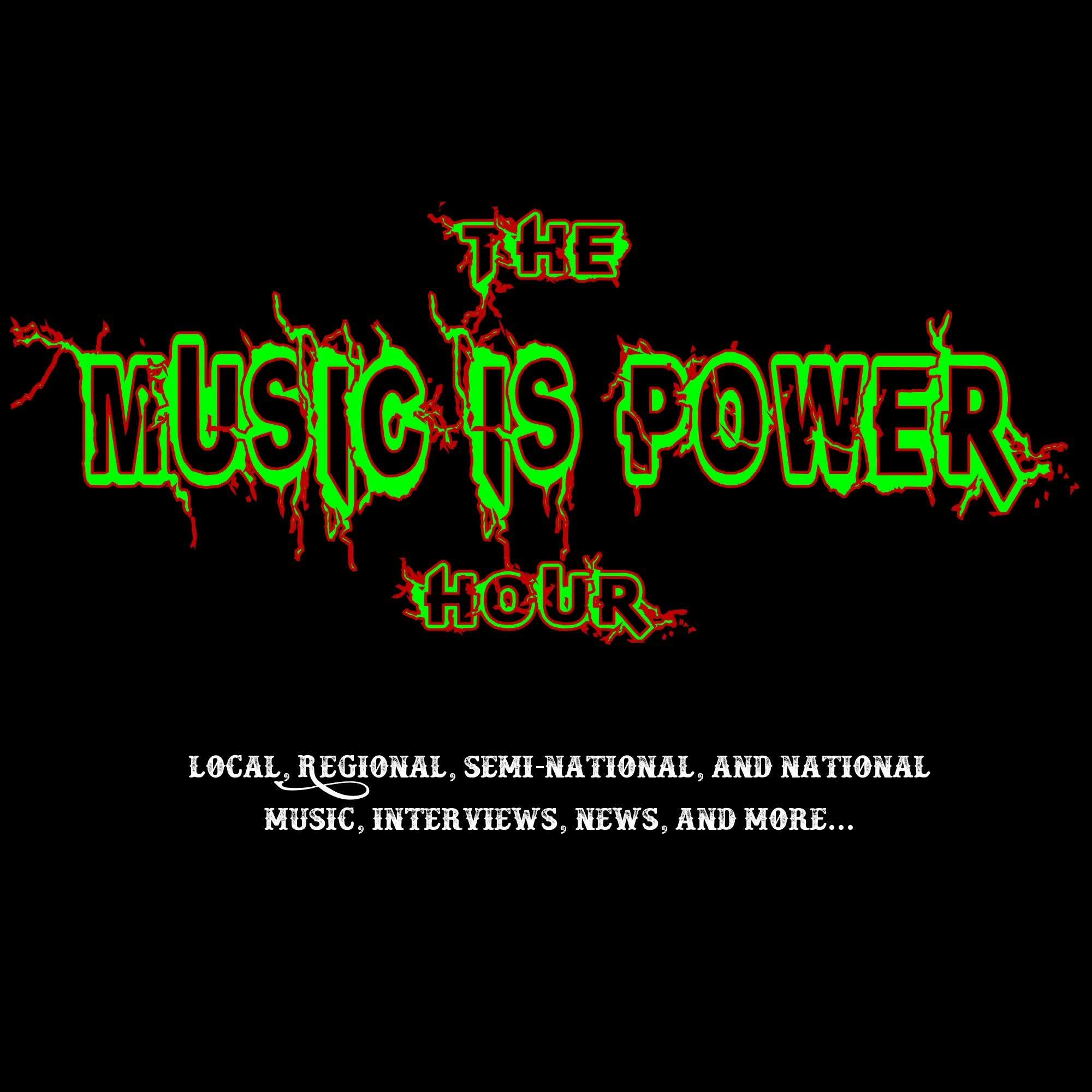 The Music Is Power Hour - Live 7-1-2020 - Top Metal Tracks this week