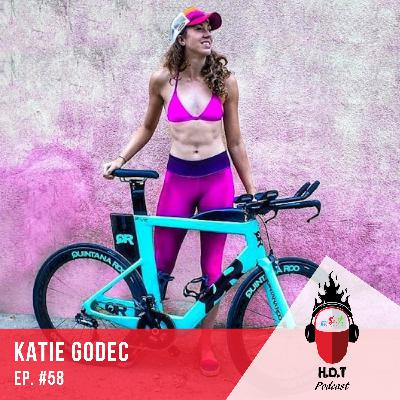 Ep. #58: Katie Godec [@trilife_at_30kft] | Starting a Conversation Regarding the High Cost of Triathlon