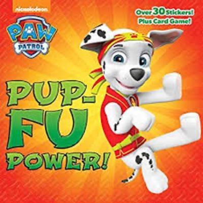Pup-Fu Power (Paw Patrol) - Season Two - Episode Four
