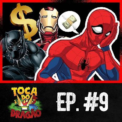 TDD EP#9 | Os Super Heróis Mais FUDIDOS e MAL PAGOS do UNIVERSO