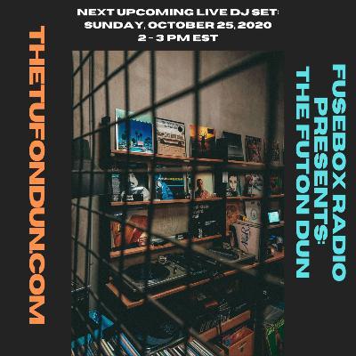FuseBox Radio #617: DJ Fusion's The Futon Dun Livestream DJ Mix Fall Session #8 (A 2020 MD Rainy Day Indie Hip-Hop & R&B Mix)