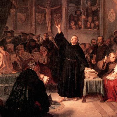 Calvinism vs Armenianism vs Lutheranism