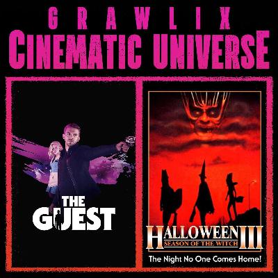 GCU #32: Halloween III: Season of the Witch & The Guest
