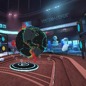 "Making ""Iron Man"" Interface Real: AI-Based Virtualitics Demystifies Data Science with VR - Ep. 92"