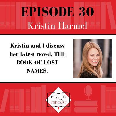 Kristin Harmel - THE BOOK OF LOST NAMES