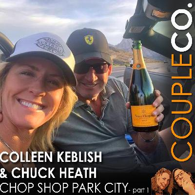 Bride of Fire & Knives: Chuck Heath and Colleen Keblish, Chop Shop Park City, Part 1