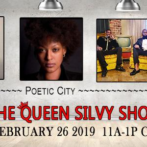 The Queen Silvy Show - February 26 2019