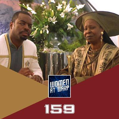 159: Measuring the Impact of Blackness in Trek
