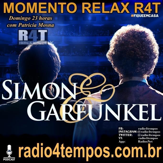 Rádio 4 Tempos - Momento Relax - Simon & Garfunkel:Rádio 4 Tempos
