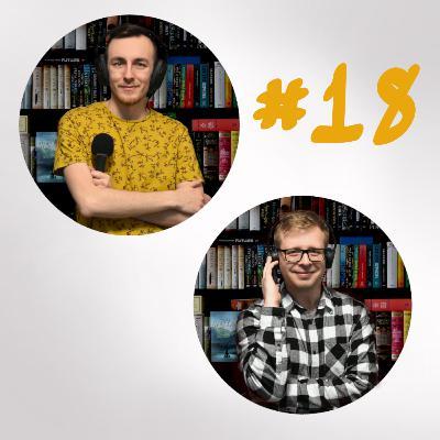 BOOKowisko #18 | Pisarskie duety – czy to działa?!