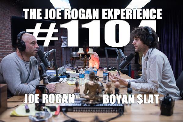 #1104 - Boyan Slat