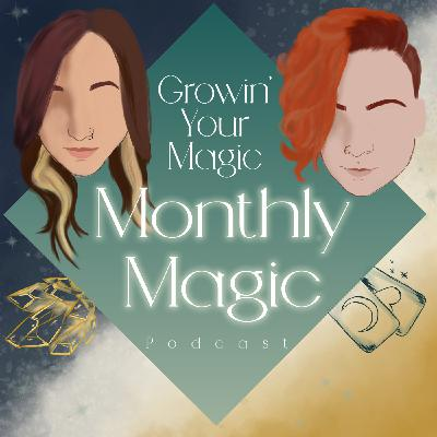 15. Monthly Magic - Meet Ember and finding your path through Saturn Return