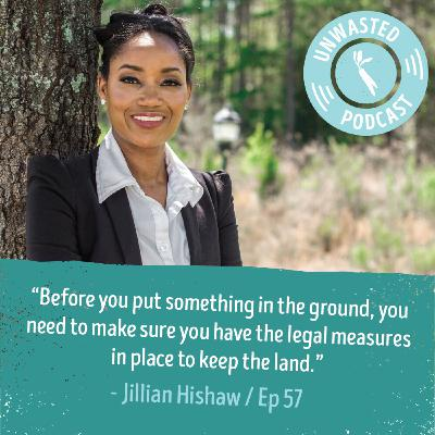 Who Owns Our Farmland? A conversation with Jillian Hishaw.