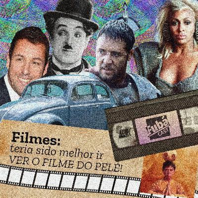 #15 FubáCast - Filmes: TERIA SIDO MELHOR IR VER O FILME DO PELÉ!