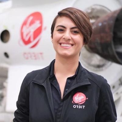 ديانا السندي - مهندسة الدفع الصاروخي