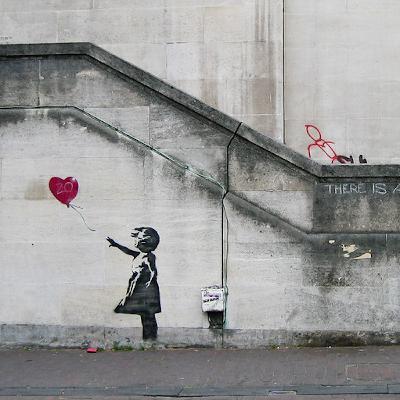 Banksy, le plus célèbre des artistes anonymes