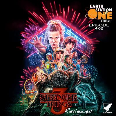 The Earth Station One Podcast – Stranger Things 3  Review