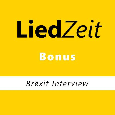 Episode 4: Auld Lang Syne Bonus - Brexit Interview