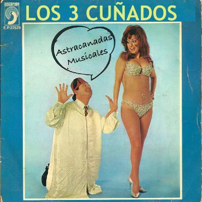 Los 3 Cuñados programa 85 - Astracanadas musicales