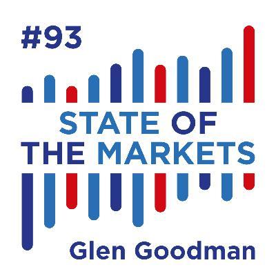 #93 Glen Goodman – Crypto currencies, the next wave