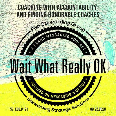 Coaching with accountability and finding honorable coaches