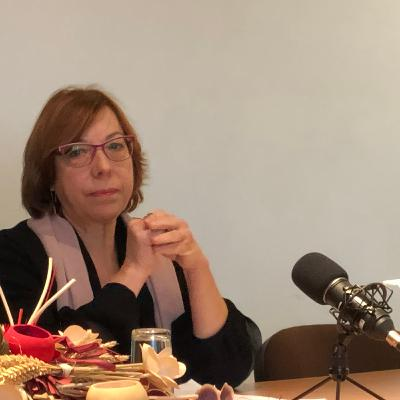 III Encontro da Rede de Bibliotecas do Concelho de Constância   sessão de abertura   Manuela Silva