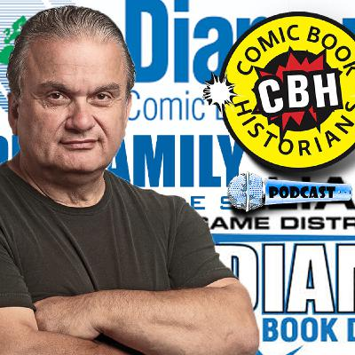 Steve Geppi: The Godfather of Comics Part 2 with Alex Grand & Jim Thompson