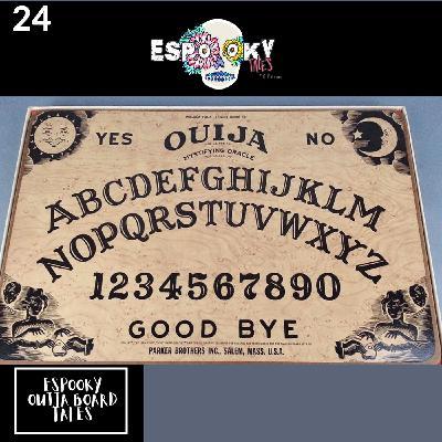 Espooky Ouija Board Tales