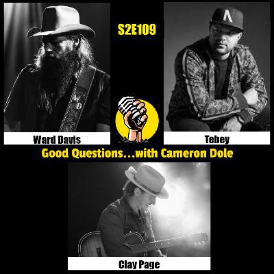 S2E109 - Ward Davis, Tebey, and Clay Page