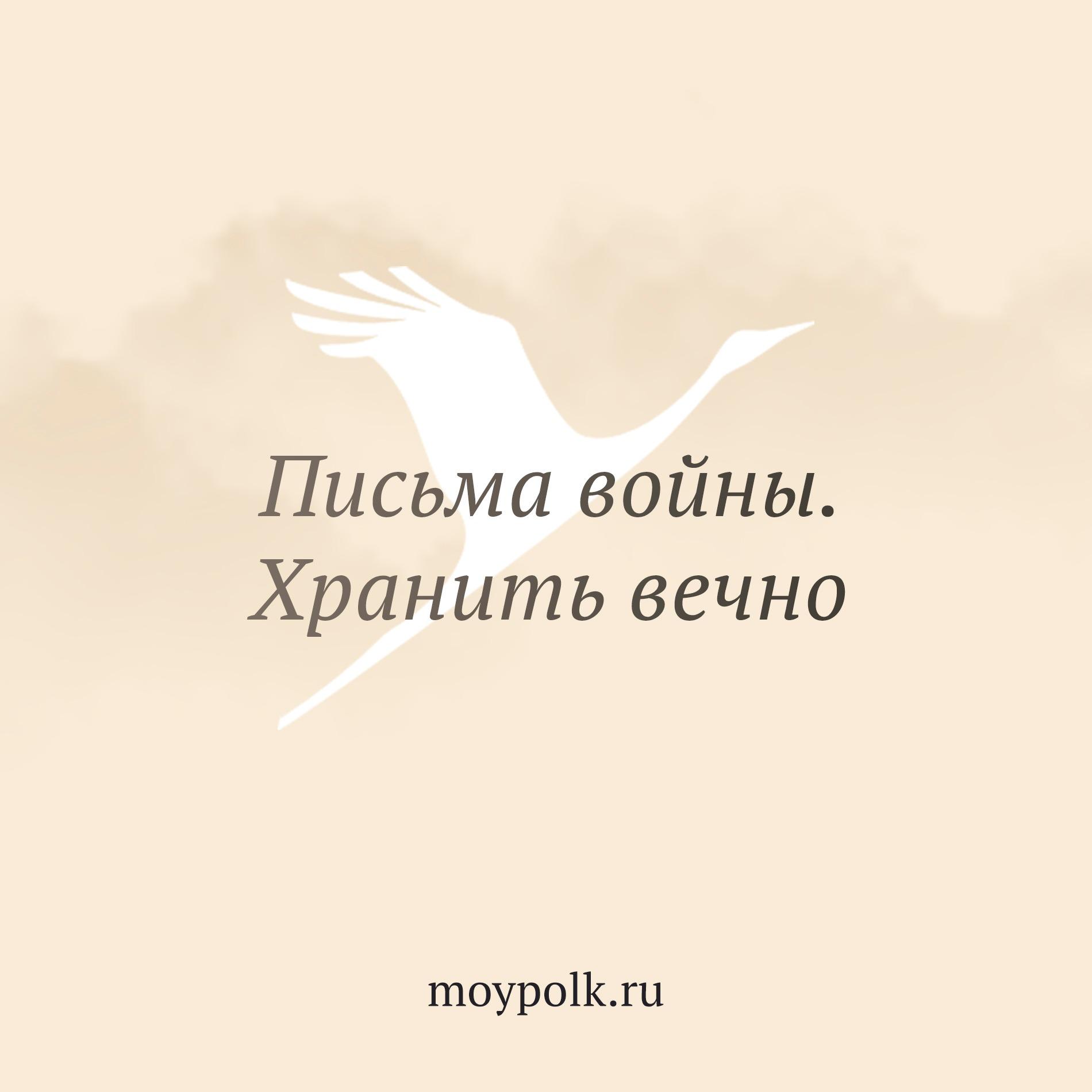 История санинструктора Маруси Денисовой